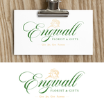 Engwall Florist & Gifts Logo - Entry #209