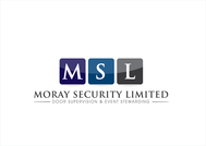 Moray security limited Logo - Entry #327