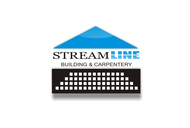 STREAMLINE building & carpentry Logo - Entry #25