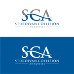 Sturdivan Collision Analyisis.  SCA Logo - Entry #67
