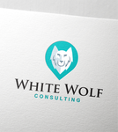 White Wolf Consulting (optional LLC) Logo - Entry #236