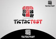 TicTacTest Logo - Entry #37