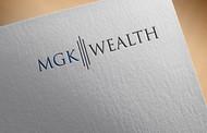 MGK Wealth Logo - Entry #120