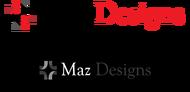 Maz Designs Logo - Entry #164