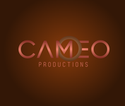CAMEO PRODUCTIONS Logo - Entry #52