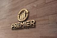 Premier Accounting Logo - Entry #423