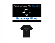 Greasepaint Youtheatre Logo - Entry #96