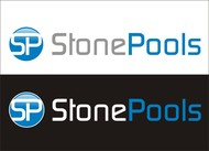 Stone Pools Logo - Entry #142