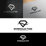 Emerald Tide Financial Logo - Entry #397