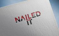 Nailed It Logo - Entry #188