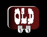 """""""OLD 55"""" - mid-century vintage furniture and wares store Logo - Entry #40"""