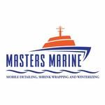 Masters Marine Logo - Entry #439