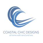 Coastal Chic Designs Logo - Entry #110