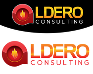Aldero Consulting Logo - Entry #108