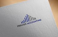 Premier Accounting Logo - Entry #462