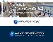 Next Generation Wireless Logo - Entry #154