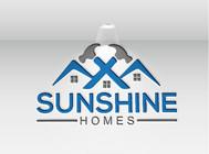 Sunshine Homes Logo - Entry #491