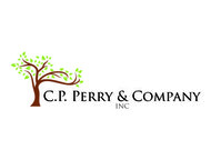 C.P. Perry & Company, Inc. Logo - Entry #48