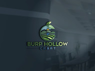 Burp Hollow Craft  Logo - Entry #145