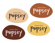 gluten free popsey  Logo - Entry #16