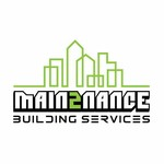 MAIN2NANCE BUILDING SERVICES Logo - Entry #67