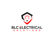 BLC Electrical Solutions Logo - Entry #393