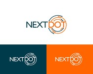 Next Dot Logo - Entry #277