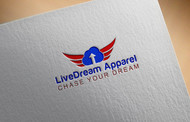 LiveDream Apparel Logo - Entry #241