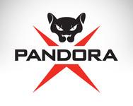 Pandora X Logo - Entry #35