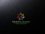 H.E.A.D.S. Upward Logo - Entry #152