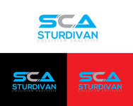 Sturdivan Collision Analyisis.  SCA Logo - Entry #156