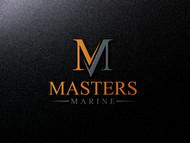 Masters Marine Logo - Entry #449