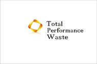 Total Performance Waste Logo - Entry #63
