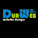 Durweb Website Designs Logo - Entry #98