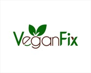 Vegan Fix Logo - Entry #190