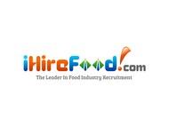 iHireFood.com Logo - Entry #139