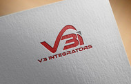 V3 Integrators Logo - Entry #218