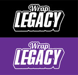 Wrap Legacy Logo - Entry #7