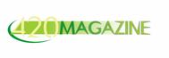 420 Magazine Logo Contest - Entry #81