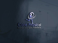 Core Physical Therapy and Sports Performance Logo - Entry #280