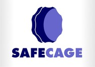 The name is SafeCage but will be seperate from the logo - Entry #4