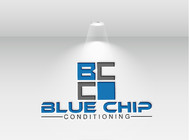 Blue Chip Conditioning Logo - Entry #84