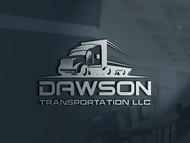 Dawson Transportation LLC. Logo - Entry #130