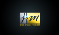 J&M World Wide Products Logo - Entry #167