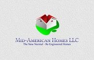 Mid-American Homes LLC Logo - Entry #53