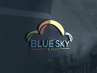 Blue Sky Life Plans Logo - Entry #423