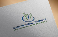 Core Physical Therapy and Sports Performance Logo - Entry #22
