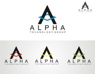 Alpha Technology Group Logo - Entry #62