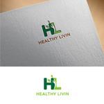 Healthy Livin Logo - Entry #576
