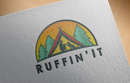 Ruffin'It Logo - Entry #63